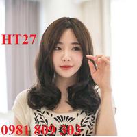 Tóc giả nữ cao cấp Hàn Quốc HT27