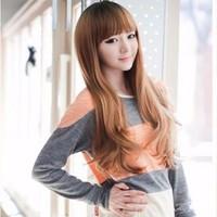 Tóc giả nữ cao cấp Hàn Quốc HT14