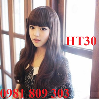 Tóc giả nữ cao cấp Hàn Quốc HT30