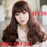 Tóc giả nữ cao cấp Hàn Quốc HT20