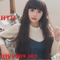 Tóc giả nữ cao cấp Hàn Quốc HT16