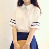 áo voan thủy thủ