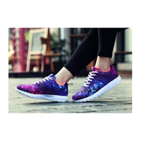 Giày thể thao huỳnh quang Hàn Quốc- AL