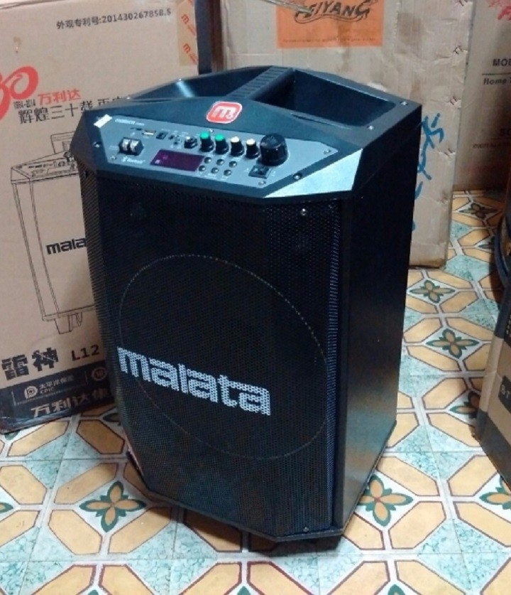 Loa kéo di động MALATA 9017 - 4