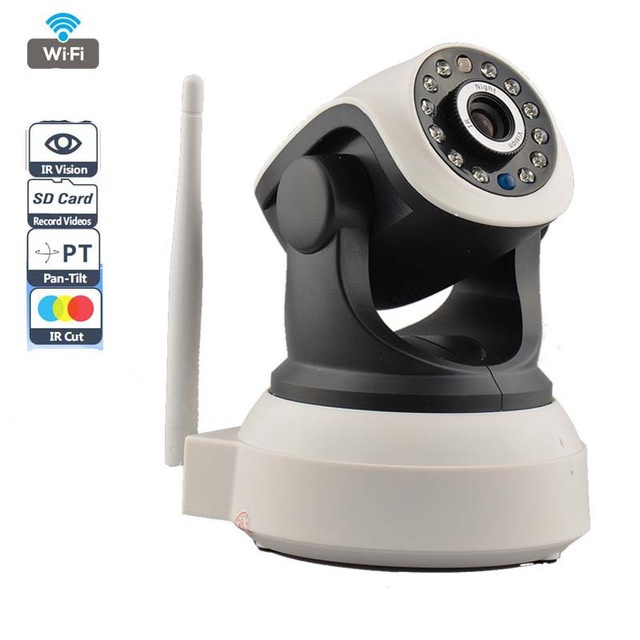 CAMERA IP WIRELESS P2P