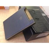 Bao Da BlackBerry Passport Handmade Đẳng Cấp Doanh Nhân.
