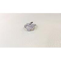 Nhẫn nữ hoa mai đôi