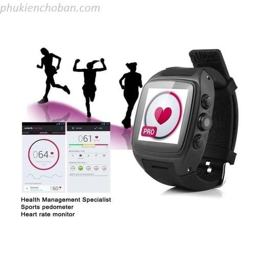 Đồng hồ thông minh đo nhịp tim