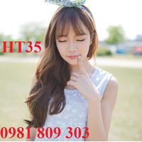 Tóc nữ cao cấp Hàn Quốc HT35