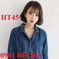 Tóc giả nữ cao cấp Hàn Quốc HT45