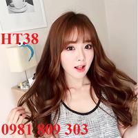 Tóc giả nữ cao cấp Hàn Quốc HT38