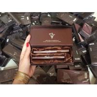 bộ mascara và chuốt mi skin food giúp mi dày và dài - HX1742