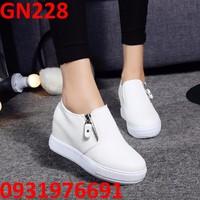 Giày lười nữ cá tính - GN228