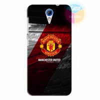 Ốp lưng HTC Desire 620 in hình CLB Manchester United