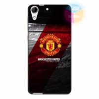 Ốp lưng HTC Desire 728 in hình CLB Manchester United