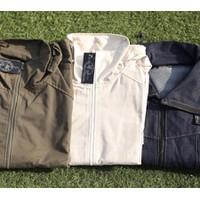 áo khoác jean chống nắng