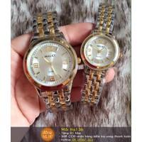 Đồng hồ đôi dạ quang Halei