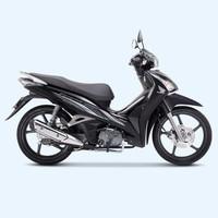 Xe số Honda Future Fi 125cc mâm đĩa- Đen xám