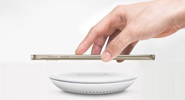 Sạc không dây hiệu quả của Note 5