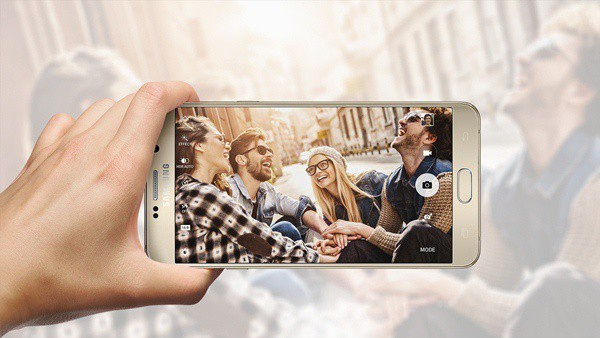Note 5 có khả năng chụp ảnh tốt