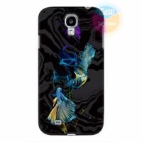 Ốp lưng Samsung Galaxy S4 in hình Họa tiết cá