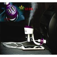 Máy phun sương khử mùi xe Oto CZ002- Tặng kèm tinh dầu