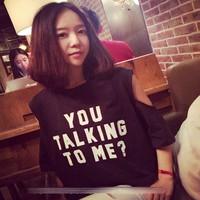 áo crop top hở vai talking Mã: AX3019 - ĐEN