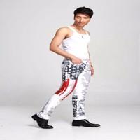 quần dài nam sọc ngôi sao Mã: ND0892