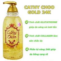 Sữa tắm trắng Cathy Choo