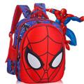 Balo người nhện size tiểu học