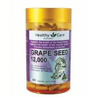 Tim mạch Grape seed Extract 12000 mg
