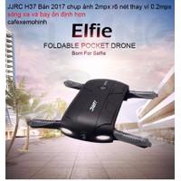 Flycam JJRC H37 2017 tự cân bằng bay và quay phim nét HD