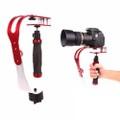 Tay cầm chống rung cho smartphone, máy ảnh