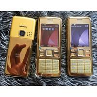 Điện thoại Nokiaa 6300 vàng