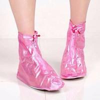 Ủng đi mưa nước Bọc giày đi mưa Hà Nội