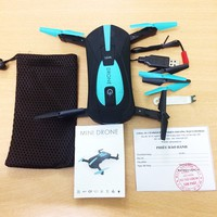 MÁY BAY FLYCAM JY018 WIFI - Máy bay chụp ảnh quay phim Flycam bay mini