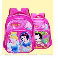 Balo học sinh cho bé hình công chúa