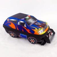 Balo mini cho bé học mẫu giáo hình xe hơi độc đáo