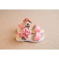 Sandal bé gái quai hoa lớn