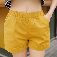 Quần shorts nữ kiểu dáng dễ thương chất liệu siêu đẹp thoáng mát 166