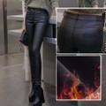 Quần da nữ xịn lên chân dài chuẩn bao đẹp dáng-179