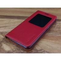 Bao Da Samsung Galaxy S6 Edge Màu Đỏ