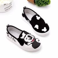 Giày bé gái Kitty và Micky phá cách