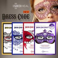 Combo 5 Mặt nạ in 3D Mediheal Mask Dress Code Violet