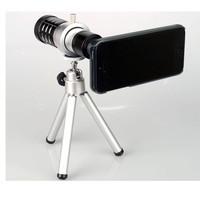 Ống lens tele zoom 12x cho điện thoại