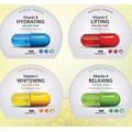 Combo 4 Mặt Nạ Vita Genic Banobagi Hydratin Hàn Quốc