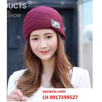 nón len nữ  Mũ len nữ nam Hàn QUốc thời trang L12NL99
