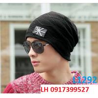 Mũ len nam nón len nam Hàn QUốc thời trang L12NL92