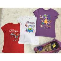 Combo mua 3 áo cộc tay trẻ em cao cấp được tặng 1 áo dài tay