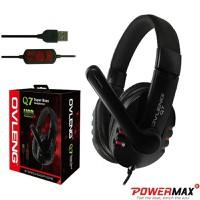 Tai nghe Game thủ Powermax Ovleng Q7 Super Bass